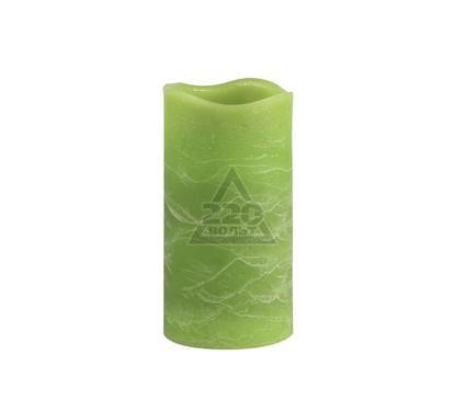 Светильник декоративный RANEX Свеча 150 мм зеленый