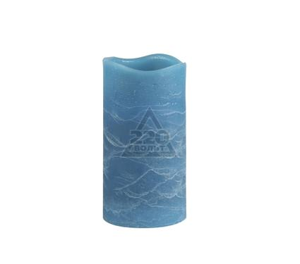 Светильник декоративный RANEX Свеча 150 мм голубой