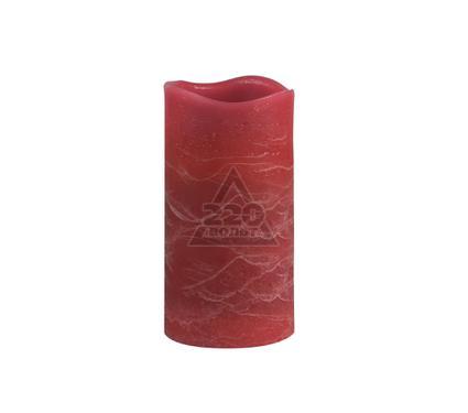 Светильник декоративный RANEX Свеча 150 мм красный