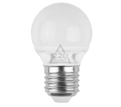 Лампа светодиодная CAMELION LED3-G45/830/Е27
