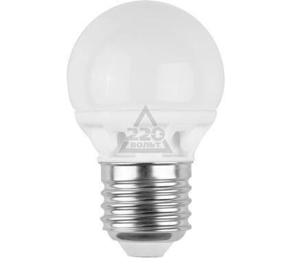 Лампа светодиодная CAMELION LED3-G45/845/Е27