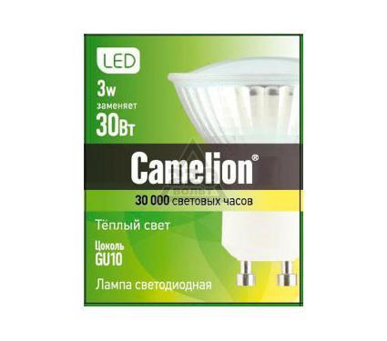 Лампа светодиодная CAMELION LED3-GU10/830/GU10