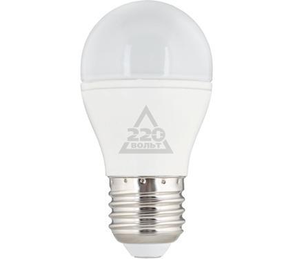 Лампа светодиодная CAMELION LED6.5-G45/830/Е27