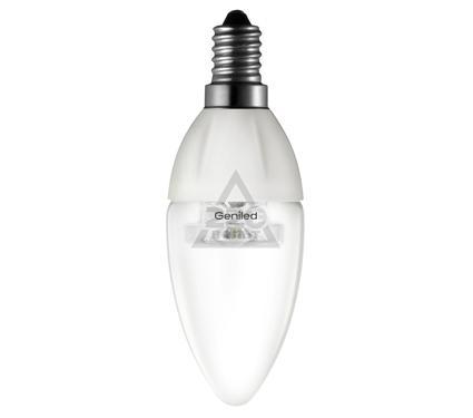 Лампа светодиодная GENILED Е14 С37 5W 2700K диммер
