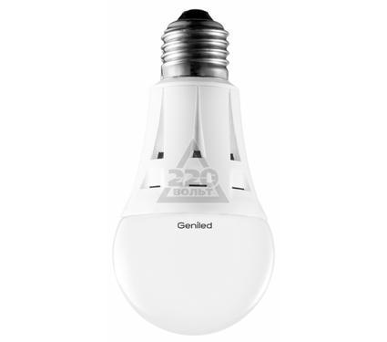 Лампа светодиодная GENILED Е27 А60 12W 4200K