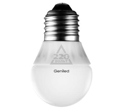 Лампа светодиодная GENILED Е27 G45 5W 2700K