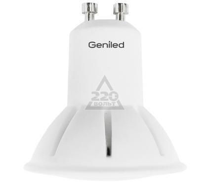 Лампа светодиодная GENILED GU10 MR16 7.5W 2700K