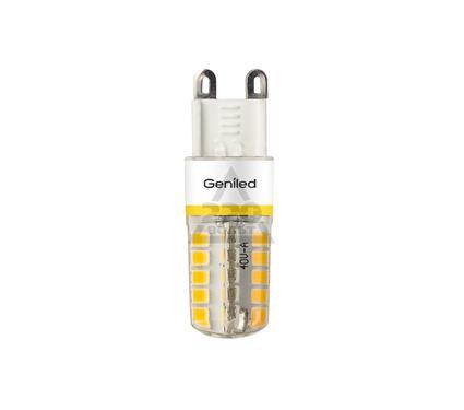 Лампа светодиодная GENILED G9 3W 2700K