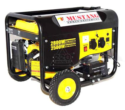 Бензиновый генератор MUSTANG CРG 3000Е2