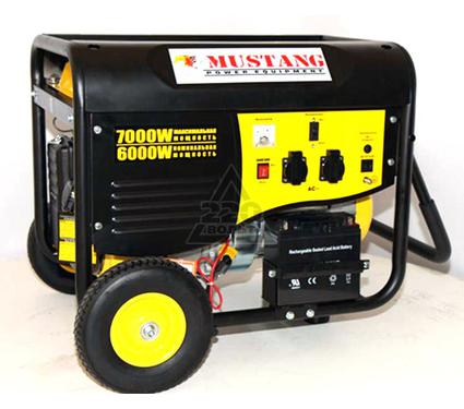 Бензиновый генератор MUSTANG CРG 7000Е2