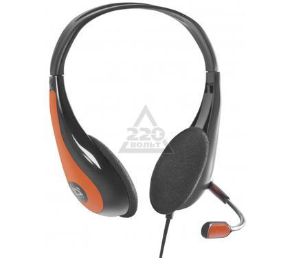 Компьютерная гарнитура DEFENDER Esprit HN-836 черный/оранжевый