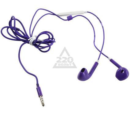 Мобильная гарнитура DEFENDER Lucky MPH-005 фиолетовый