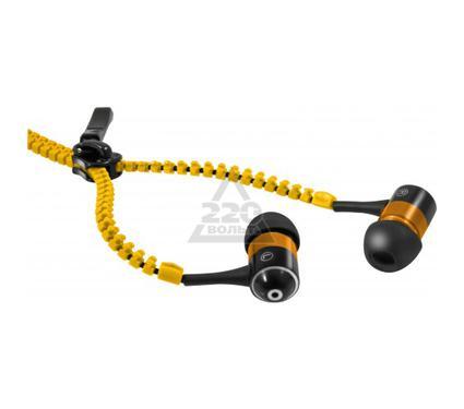 Мобильная гарнитура DEFENDER ZigZag желтый