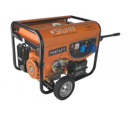 Бензиновый генератор STURM! PG87651E
