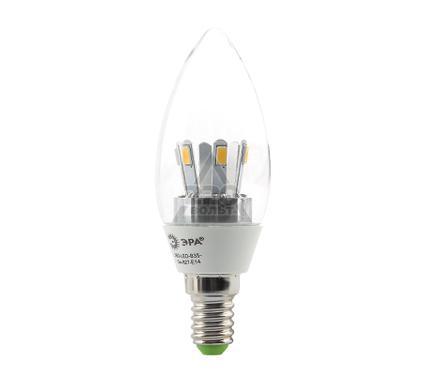 Лампа светодиодная ЭРА 360-LED B35-5w-827-E14