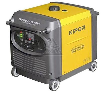 Цифровой бензиновый генератор KIPOR KGE 7000 Ti бензиновый цифровой
