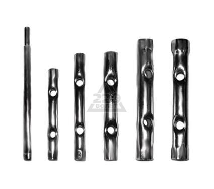 Набор трубчатых гаечных ключей, 6 шт. FIT 63736