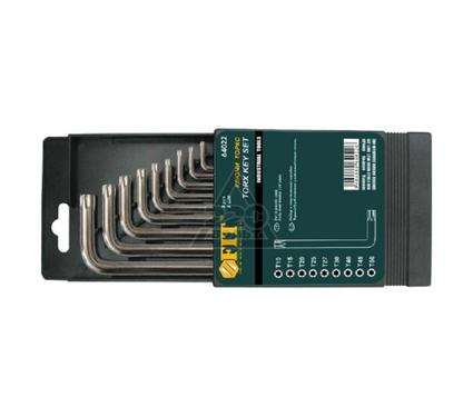Набор торцевых ключей (звездочка TORX) FIT 64022