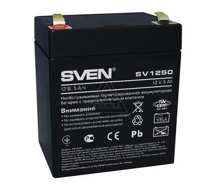 Аккумулятор для ИБП SVEN SV 1250