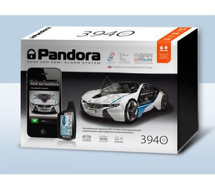 Сигнализация PANDORA DXL 3940