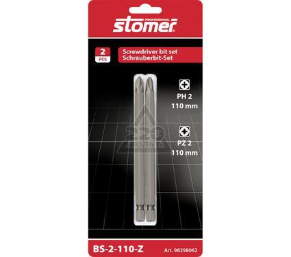 Набор бит STOMER BS-2-110-Z 2пр