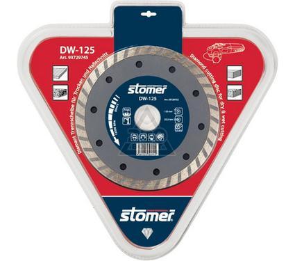 Круг алмазный STOMER DW-125