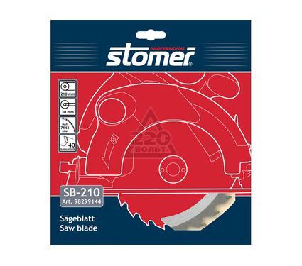 Диск пильный твердосплавный STOMER SB-305