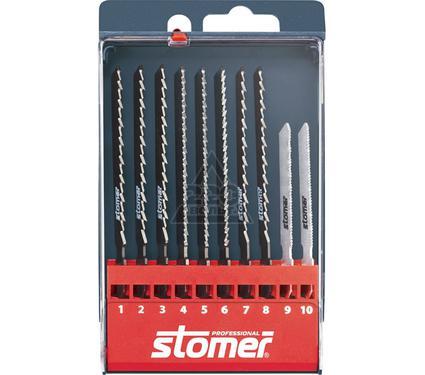Набор пилок STOMER SS-10-P