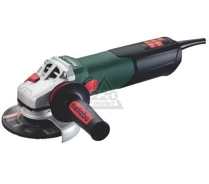 УШМ (болгарка) METABO WEVA 15-125 Quick в коробке