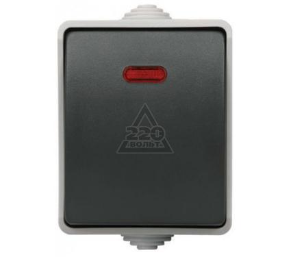 Выключатель IEK Форс ВС20-1-0-ФСр