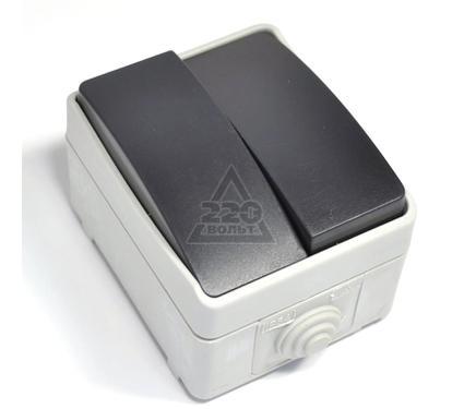 Выключатель IEK Форс ВС20-2-0-ФСр