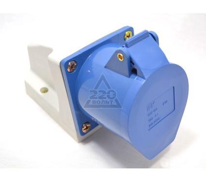 Розетка кабельная IEK 113 2P+PE