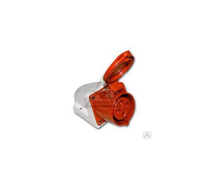 Розетка кабельная IEK 114 3P+PE