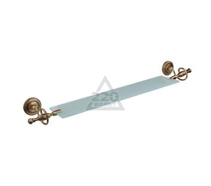 Полка для ванной комнаты стеклянная FUENTE REAL REAL 2310V