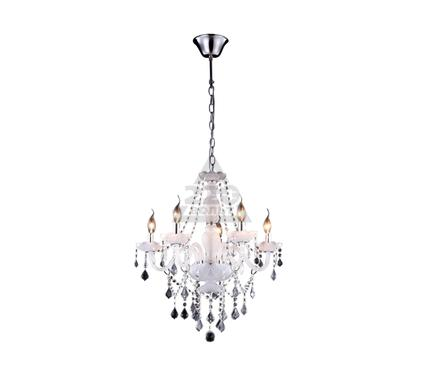 Люстра ARTE LAMP A8609LM-5WH