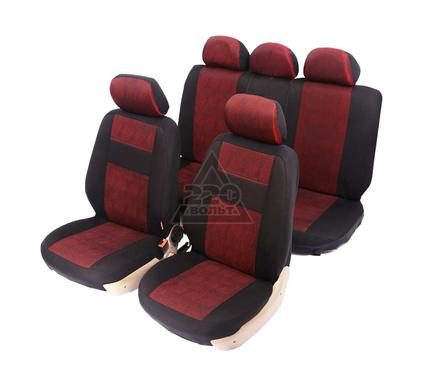 Чехол на сиденье SENATOR Jacquard Arizona Red