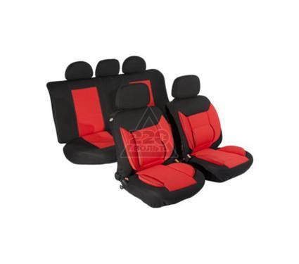 Чехол на сиденье SENATOR Jacquard California Red
