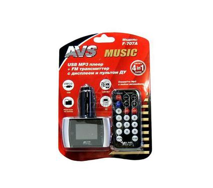 FM-трансмиттер AVS F707А