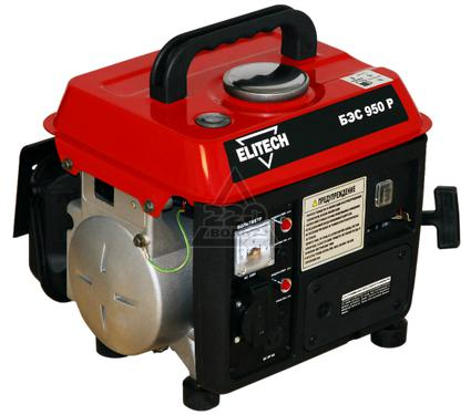 Бензиновый генератор ELITECH БЭС 950 Р