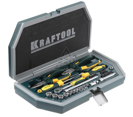 Набор инструментов KRAFTOOL 27972-H33