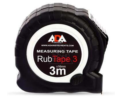 Рулетка ADA RubTape 3