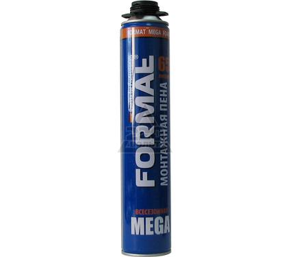 Пена монтажная FORMAT MEGA 65  750 мл (950гр.)