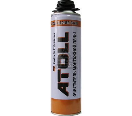 Очиститель ATOLL монтажной пены