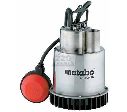 Дренажный насос METABO TP 5000 SN