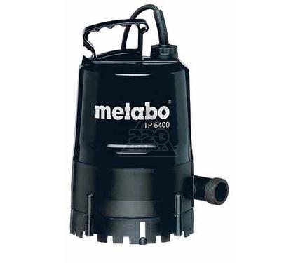 Дренажный насос METABO TP 5400