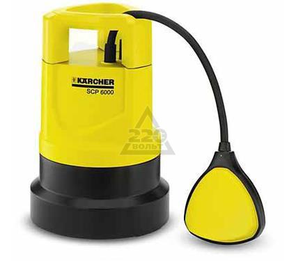 Дренажный насос KARCHER SCP 7000 погружной для чистой воды