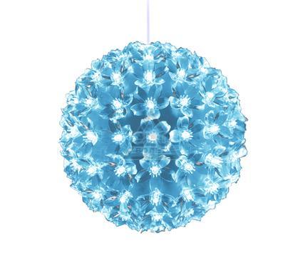 Фигура новогодняя UNIEL ULD-H1515-100/DTA WHITE IP20 SAKURA BALL
