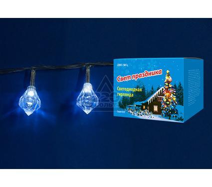Гирлянда UNIEL ULD-S0700-050/DTA WHITE IP20 DIAMONDS