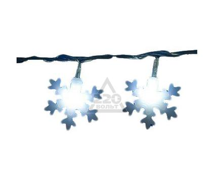 Гирлянда UNIEL ULD-S0700-050/DTA WHITE IP20 SNOWFLAKES-2