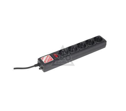 Сетевой фильтр POWERCUBE SPG-B-6-BLACK